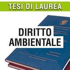 Consulenza legale in giurisprudenza in materia di diritto ambientale