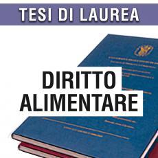 Consulenza legale in giurisprudenza in materia di diritto alimentare