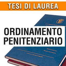 Consulenza legale in materia di ordinamento penitenziario