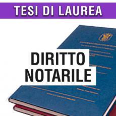 Consulenza legale in giurisprudenza in materia di diritto notarile.