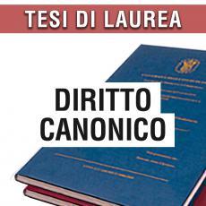 Consulenza legale in giurisprudenza in materia di diritto canonico