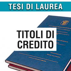 Consulenza legale in giurisprudenza in materia di titoli di credito