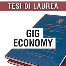 """Consulenza legale in giurisprudenza in materia di """"gig economy"""""""