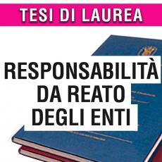 Consulenza legale in giurisprudenza in materia di responsabilità da reato degli enti