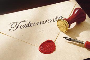 Consulenza legale in materia di successioni, testamento e donazioni