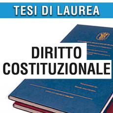 Consulenza legale in giurisprudenza in materia di diritto costituzionale