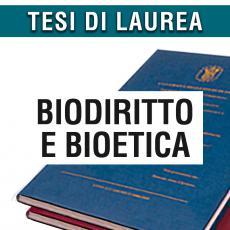 Consulenza legale in giurisprudenza in materia di biodiritto e bioetica