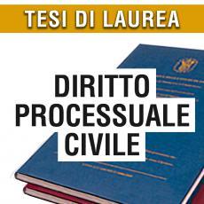 Consulenza legale in giurisprudenza in materia di diritto processuale civile
