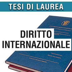 Consulenza legale in giurisprudenza in materia di diritto internazionale