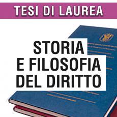 Consulenza legale in giurisprudenza in materia di storia e filosofia del diritto