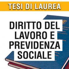 Consulenza legale in giurisprudenza in materia di diritto del lavoro e previdenza sociale
