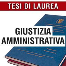 Consulenza legale in giurisprudenza in materia di giustizia amministrativa