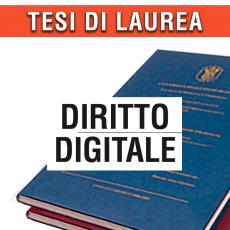 Consulenza legale in giurisprudenza in materia di diritto digitale