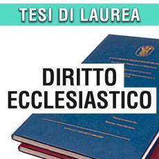 Consulenza legale in giurisprudenza in materia di diritto ecclesiastico